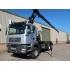 Was sold MAN TGA 26.400 6x4 Hook Loader With Crane