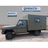 Was sold Mercedes GD250 G Wagon 4x4 Box Vehicle