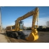 Was sold Caterpillar 318  M (special forces) wheeled excavator