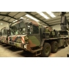 Faun Military SLT50-2  8x8 Tractor Trucks   ex military for sale