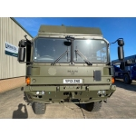 Unused MAN HX60 4x4 Cargo Truck road registered | military vehicles, MOD surplus for export
