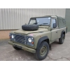 Land Rover Defender 110 300TDi Pickup/ MOD NATO Disposals/ surplus vehicle for sale