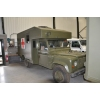 Land Rover 130 Defender Wolf RHD Evac Unit  military for sale