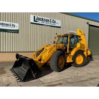 JCB 4CX back back hoe loader