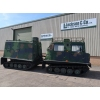 Hagglund BV 206 hardtop Radio Vehicle - MOD and NATO Disposals