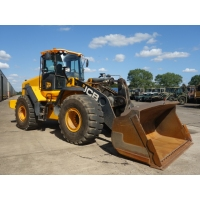 JCB 457 ZX Wheeled Loader for sale in Africa