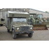 Land Rover 130 Defender Wolf RHD Evac Unit   ex military for sale