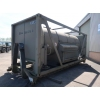 20FT ISO Potable Water Tank Containers  with flat rack
