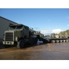 M1000 HETS 40-wheel, Semi-trailer heavy equipment transporter for sale