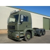MAN TGA 26.430 6x4 Tractor Units for sale