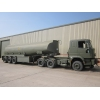 Thompson 32,000 Litre Fuel Tanker Trailer | Off-road Overlander military