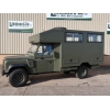 Land Rover Defender 130 Wolf Gun Bus | military vehicles, MOD surplus for export