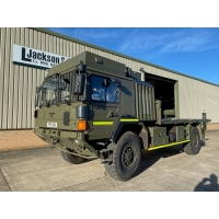 Unused MAN HX60 4×4 Cargo Truck Road Registered for sale