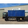 MAN 10.185 4x4 drop side cargo trucks  military for sale