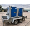 Hidrostal SuperHawk 150-6 screw impeller pump 49 hours only | used military vehicles, MOD surplus for sale