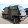 Mowag Duro II 6x6  Box Vehicle with Matrix body | used military vehicles, MOD surplus for sale