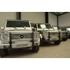 Armoured Mercedes G500  Wagon SUVs 4x4  for sale