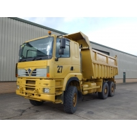 Foden 6x6 dump truck for sale in Africa