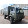 Leyland Daf 45.150 4×4 Troop Carrier/shoot with Canopy & Seats  for sale Military MAN trucks