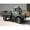 Mercedes unimog U1300L PTO winch truck 4x4   for  sale in Angola, Kenya,  Nigeria, Tanzania, Mozambique,