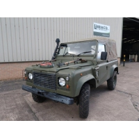 Land Rover Defender 90 Wolf RHD Soft Top