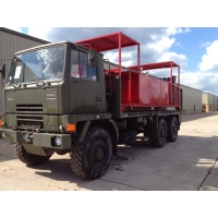 Bedford TM 6x6 with  De-mountable Skid Lube / Service Station for sale