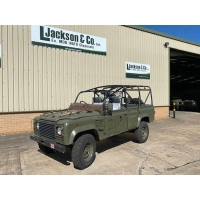 Land Rover Defender Wolf 110 Scout for sale