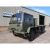 Leyland DAF 4X4 Truck Flat Bed Cargo trucks   ex military for sale