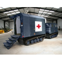 Hagglund Bv206  Ambulance/ Mobile Theatre Unit  for sale Military MAN trucks
