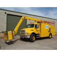 SDI Aviation Aircraft De-Icer Truck for sale in Africa