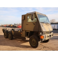 Mowag Duro II 6x6 Chassis Cab for sale in Africa