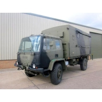 Leyland Daf 4x4 workshop truck  for sale Military MAN trucks