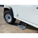 Unused Land Rover Defender 130 RHD Box Vehicle | used military vehicles, MOD surplus for sale