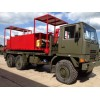 Bedford TM 6x6 with  De-mountable Skid Lube / Service Station | used military vehicles, MOD surplus for sale