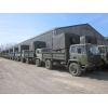 Leyland DAF 45.150  4x4 Drop Side Cargo Truck   ex military for sale