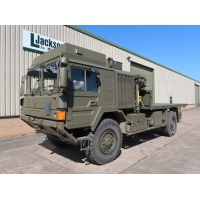 MAN 4x4 HX60 18.330 Crane Truck - MOD and NATO Disposals