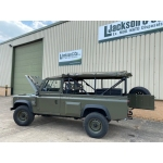 Land Rover Defender Wolf 110 soft top  RHD for sale