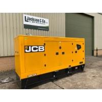UNUSED JCB 200 KVA SILENT GENERATORS for sale in Africa