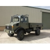 Mercedes Unimog U1300L Turbo LHD   ex military for sale