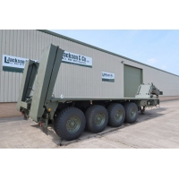 Faun Kassbohrer SLT-50-2 Semi trailer for sale