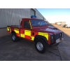 Land Rover 110 Fire Engine