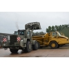 Caterpillar 972G Armoured Wheeled loader  military for sale