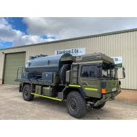 Unused MAN 4x4 7500 Litre Bunded Fuel Tanker
