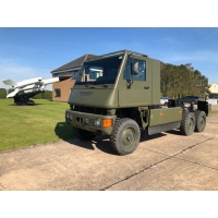 Mowag Duro II 6x6 Chassis Cab 50302 for sale in Africa