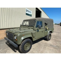 Land rover 110 Wolf RHD with REMUS upgrade