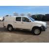 2015 Toyota Hilux 2.5D Active Double Cab Pickup 4WD 4dr | used military vehicles, MOD surplus for sale