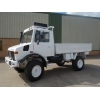 Mercedes Unimog  U1300L 4x4 Drop Truck with A/c  в наличии для продажи