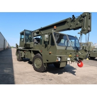 Grove 315M 4x4 all terrain military crane