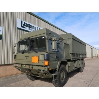 MAN HX60 18.330 4x4 Cargo Winch military Truck