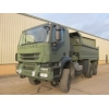 Iveco trakker 6x6 RHD tippers truck  military for sale